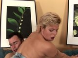 Cum on Vanda&#039;s huge melons