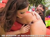 Natasha&#039;s 1st Anal with Asa