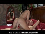 BRUNETTE BIG-TIT LATINA PORNSTAR DEEP-THROATS BIG-