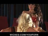 LESBIAN GROUP PORNSTAR ORGY ANAL WITH TOYS AND STO
