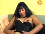 German amateur strips and masturbates - Sascha Production