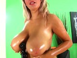 Big tit Westy plays with herself - CzechSuperStars