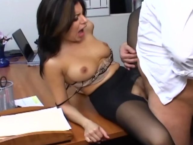Can sex with busty office secretary remarkable