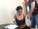 Busty Mature Pandora Gets Slammed