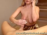 Slutty Twyla Meets Gives Her Neighbor A Special Tip While Talking To Her Husband On The Phone