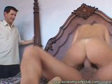 Mrs. Richardson is a Hotwife Screwed!