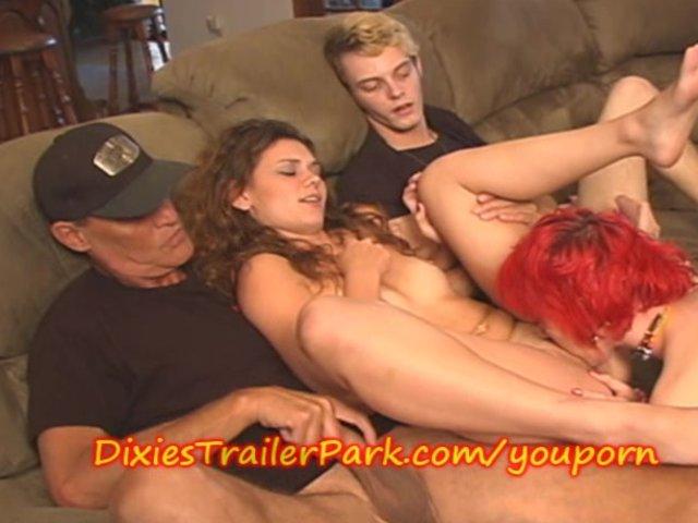 Swinger sex video clip