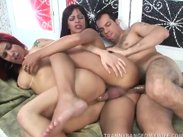 Shemale Fucks Female Amateur