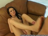 Footjobs, Cumshots And Blowjobs
