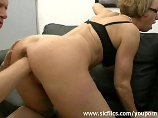 YouPorn - Mature slut fisted and...