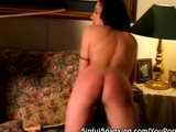 Spanking That Mature Ass