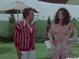 Edwige Fenech and Lia Tanzi naked from The Virgo, The Taurus