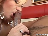 Interracial hardcore with DCup&#039;s Brittany Blaze