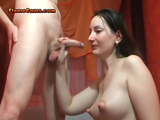 Woman who give oral sex