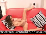 Annabella Rox in a hot masturbation scene