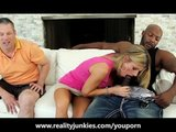 Big Tits Slut Wife Krystal Summers Interracial Cuckold
