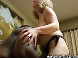 Milf Stacey Gets Her Pussy Licked And Sucks Cock