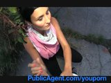 PublicAgent Amateurs Fucking For Money