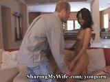 Teen Shared With Wife And Hubby