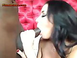 Big Booty White Girl Suck Big Black Cock