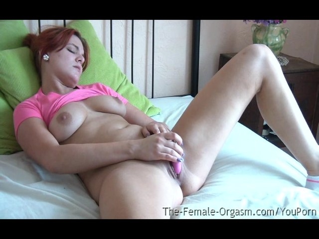 Porno Video of Her Clit Gets Huge After Her Orgasm