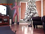 Naked Workout Voyeur Cam