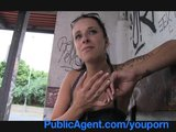PublicAgent Amateur Reality Sex Tapes