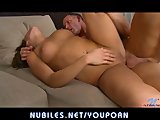 Teal Conrad hardcore pussy fuck