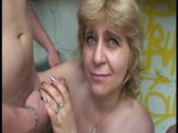 Russian Granny Gets A Young Cock - Julia Reaves