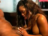Ebony Stripper Earns That Cash - Vixen Pictures