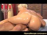 sexy slippery nuru massage