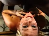 White Girl Sure Can Take That Black Meat! - Black Market