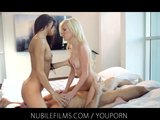Erotic Threesome and creampie