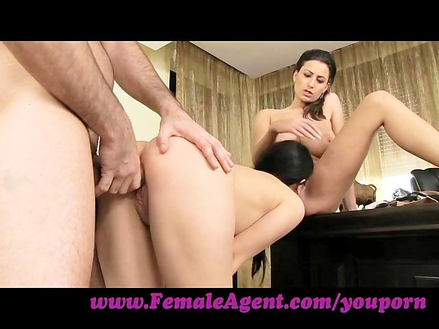 Femaleagent casting creampie for teasing agent - 5 2