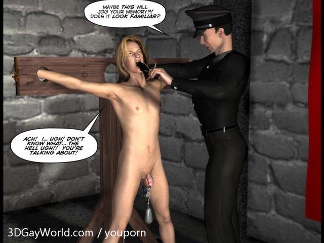 Гей порно про фашистов фото 64-724