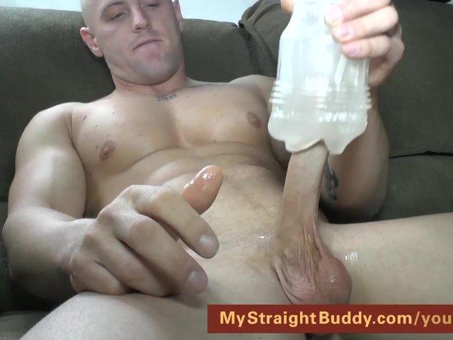 My straight buddy
