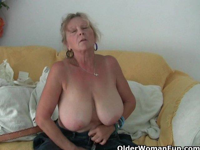 Big titted grandmothers