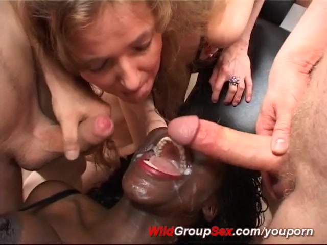 Fat black slut mpegs
