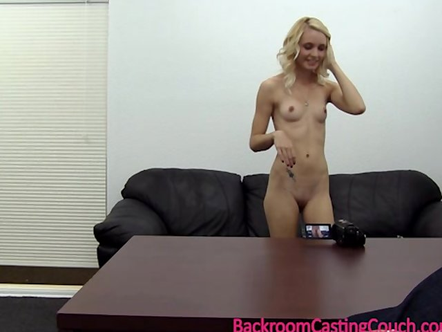 Skinny casting anal rimming