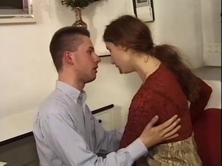 Doggystyle Trimmedpussy video: Teen couple has fun while parents are away - Telsev
