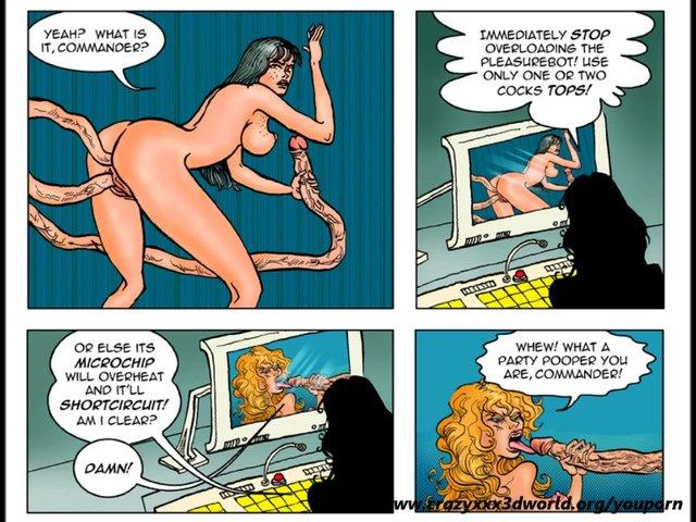 2d comic pleasure bot 6