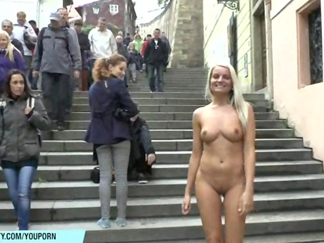 Can Public nude porn with