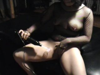 Fishnets Piercings video: Electro Play - Scene 2 - Dungeon VIP