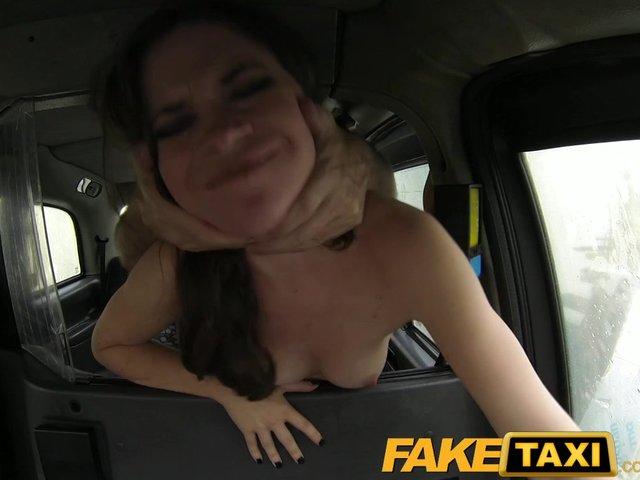 Fake taxi anal porn