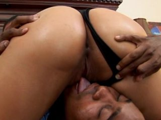 Bbc Cumonass video: Cumming on boss's big ass - Candy Shop