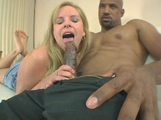 Cocksucking Orgasm video: White Babe Gets A Huge Facial - Amateur District