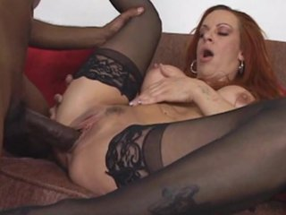 Assfucking Bbc video: Blacked out every hole - Candy Shop