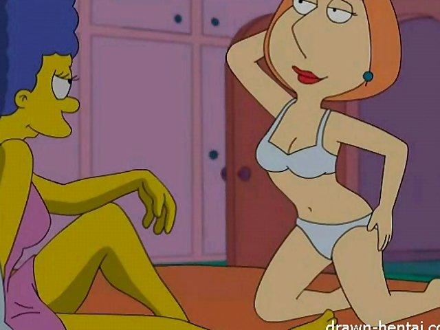 Bart Con Marge Simpson Follando Free Sex Videos -