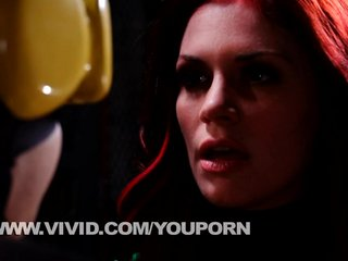 Comic Cosplay Costume video: Xmen XXX Parody Scenes