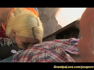 Grandpa Porn Grandpa Teen Porn Grandpalove video: public sex with horny grandpa